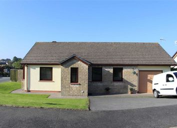 Thumbnail 2 bed detached bungalow for sale in Hywel Way, Pembroke