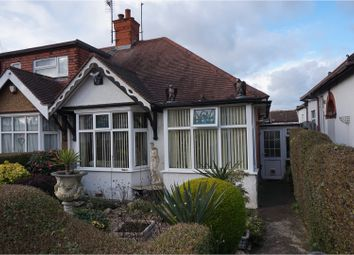Thumbnail 1 bed semi-detached bungalow for sale in Reedway, Northampton