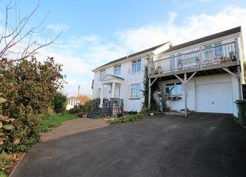 Thumbnail 4 bedroom detached house for sale in Hilltop Road, Bideford