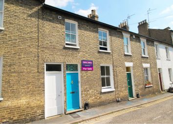 Thumbnail 3 bed terraced house for sale in Trafalgar Road, Cambridge
