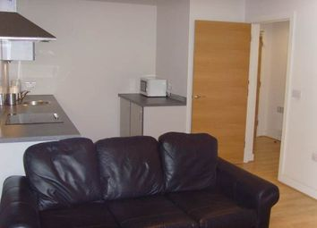 Thumbnail 1 bed flat to rent in Canal Wharf, Waterfront Walk, Birmingham