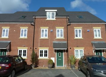 Thumbnail 4 bed mews house to rent in Hornbeam Close, Stockport