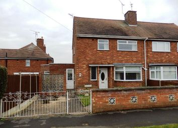 Thumbnail 3 bed semi-detached house for sale in Poyser Road, Nuneaton
