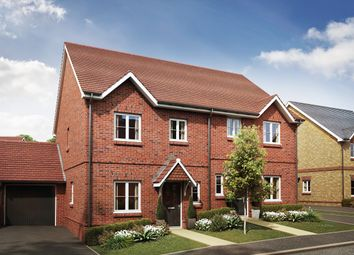 Thumbnail 3 bed semi-detached house for sale in Plot 3 The Fifield, Acacia Gardens, Wrecclesham Hill, Farnham, Surrey