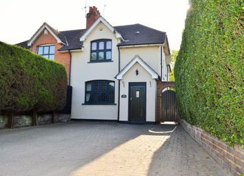 Thumbnail 3 bed semi-detached house for sale in Church Road, Ramsden Bell House