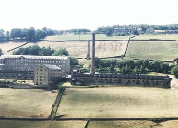 Thumbnail 3 bed flat for sale in Oats Royd Mill, Dean House Lane, Halifax