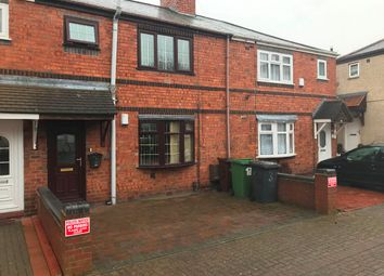 Thumbnail 3 bed terraced house to rent in Chatwin Place, Bilston