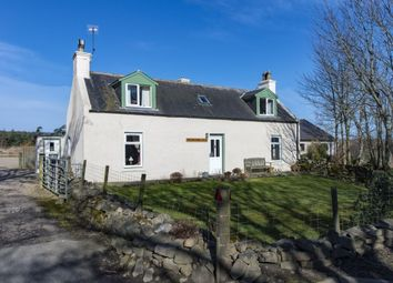 Thumbnail 3 bed cottage for sale in Alvah, Banff, Aberdeenshire
