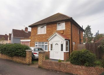 Thumbnail 4 bed detached house to rent in Chandos Crescent, Edgware