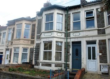 Thumbnail 2 bedroom terraced house for sale in Conway Road, Brislington, Bristol
