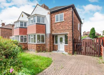Thumbnail 3 bed semi-detached house for sale in Central Boulevard, Wheatley Hills, Doncaster