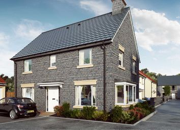 "Thumbnail 4 bedroom detached house for sale in ""The Beech"" at Mill Lane, Bitton, Bristol"