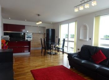 Thumbnail 2 bed flat to rent in Hemisphere, 15 The Boulevard, Birmingham