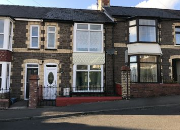 Thumbnail 3 bed terraced house to rent in Wyndham Road, Abergavenny