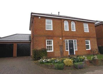 Thumbnail 4 bed detached house to rent in Edwardian Close, Wootton, Northampton