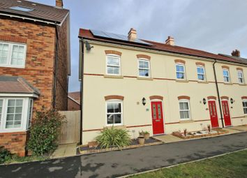Thumbnail 3 bedroom end terrace house for sale in Walford Grove, Kempston, Bedford