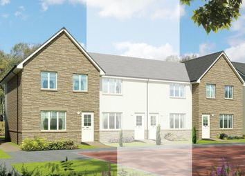 Thumbnail 3 bed end terrace house for sale in Plot 4 Kintail, Rumblingwells, Dunfermline, Kinross