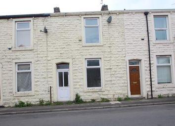 Thumbnail 2 bed terraced house for sale in Spring Street, Rishton, Blackburn, Lancashire