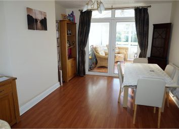 Thumbnail 4 bed semi-detached house for sale in Hall Road, Leicester