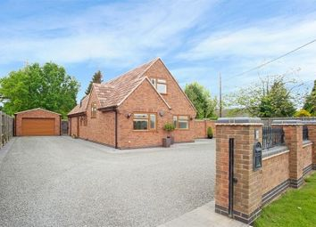 Thumbnail 4 bed detached house for sale in Wolvey, Hinckley, Leicestershire