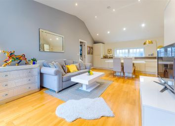 Thumbnail 1 bed flat for sale in Lower Road, Sutton