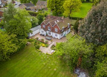 Thumbnail 5 bed detached house for sale in Pinnerwood Lodge, Woodhall Road, Pinner