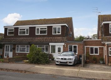 Beech Drive, Broadstairs CT10. 3 bed semi-detached house for sale