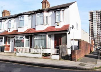 Thumbnail 3 bed end terrace house for sale in Waverley Road, Tottenham
