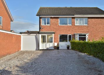 Thumbnail 3 bed semi-detached house for sale in 69 Saxon Road, Penkridge, Stafford
