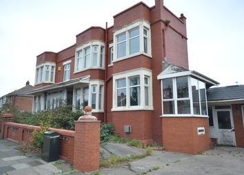 Thumbnail 3 bed end terrace house for sale in Park Road, Blackpool