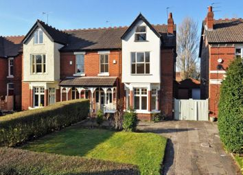 Thumbnail 5 bed semi-detached house to rent in Albert Road, Newbridge, Wolverhampton