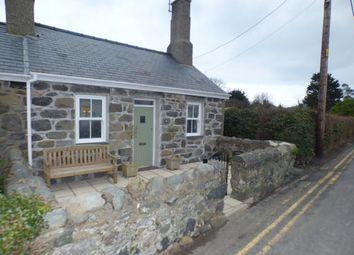 Thumbnail 2 bed end terrace house for sale in Penrhos, Morfa Nefyn, Pwllheli, Gwynedd