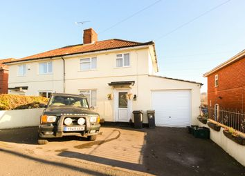 Thumbnail 3 bed end terrace house for sale in Wordsworth Road, Horfield, Bristol