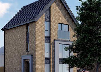 Thumbnail 4 bed detached house for sale in Plot 6 'barlow', Rockcliffe Grange, Nottingham Road, Mansfield