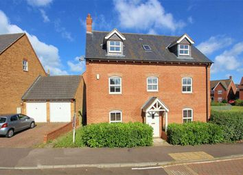 Thumbnail 5 bed detached house for sale in Exbury Lane, Westcroft, Milton Keynes, Bucks