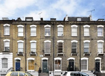 Thumbnail 4 bed flat for sale in Arundel Square, London