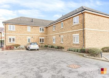 Thumbnail 2 bed flat for sale in Glebe Court, Clarendon Road, Cheshunt, Hertfordshire