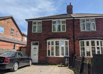 3 bed semi-detached house to rent in Blackbird Road, Leicester LE4