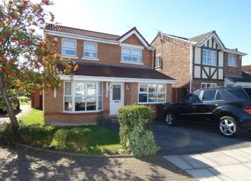 Thumbnail 3 bed detached house for sale in Parklands Way, Waterloo, Liverpool