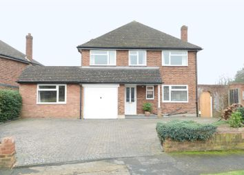 Thumbnail 5 bed detached house for sale in Mole Abbey Gardens, West Molesey