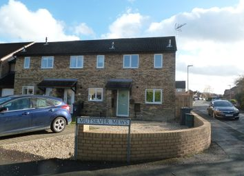 Thumbnail 2 bed end terrace house for sale in Mutsilver Mews, Longlevens, Gloucester
