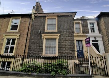 Thumbnail 3 bed terraced house for sale in Barnabas Road, London