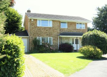 Thumbnail 4 bed detached house for sale in Glendale, Swanmore, Southampton