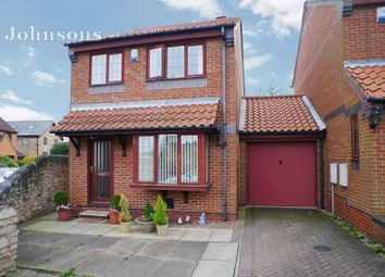 Thumbnail 3 bed link-detached house for sale in Church Way, Adwick-Le-Street, Doncaster.