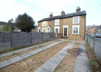 Thumbnail 3 bed semi-detached house to rent in The Crescent, Watford