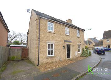 3 bed semi-detached house for sale in Nock Gardens, Kesgrave, Ipswich IP5
