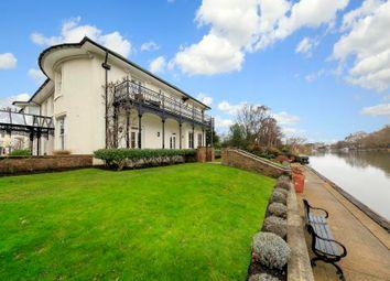 Thumbnail 3 bed flat for sale in Lower Teddington Road, Hampton Wick