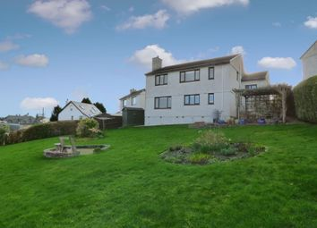 Thumbnail 4 bed detached house for sale in Edgcumbe Drive, Tavistock
