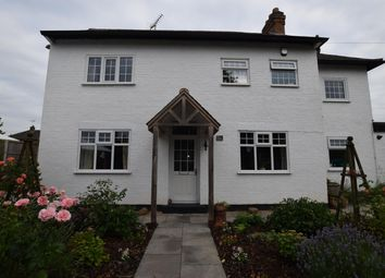 Thumbnail 3 bed detached house for sale in Park Road, Cosby, Leicester