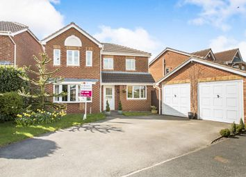 4 bed detached house for sale in Rosedale Court, Tingley, Wakefield WF3